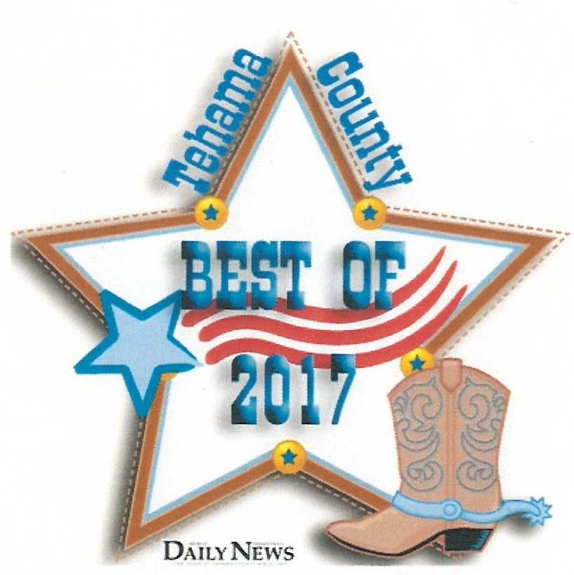 Best of Tehama County 2017