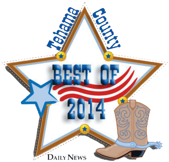 Best of Tehama County 2014